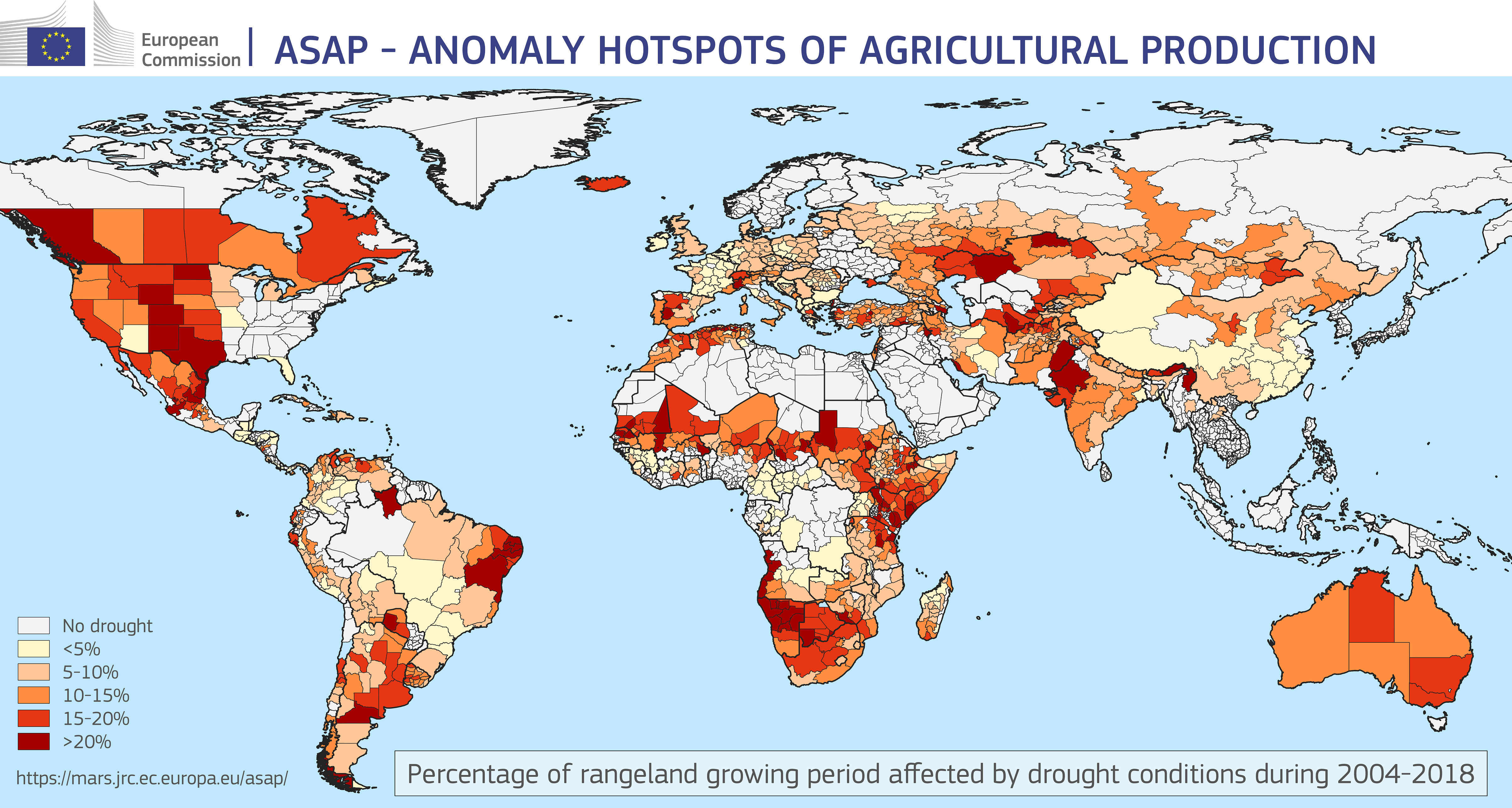 ASAP - Anomaly HotSpots of Agricultural Production - European Commission